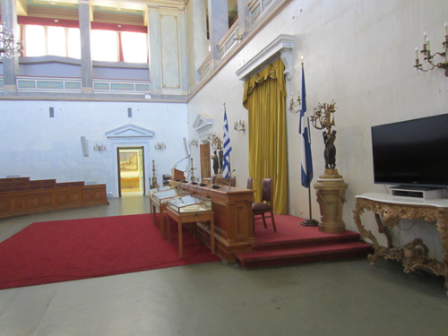 Greek Parliament 8